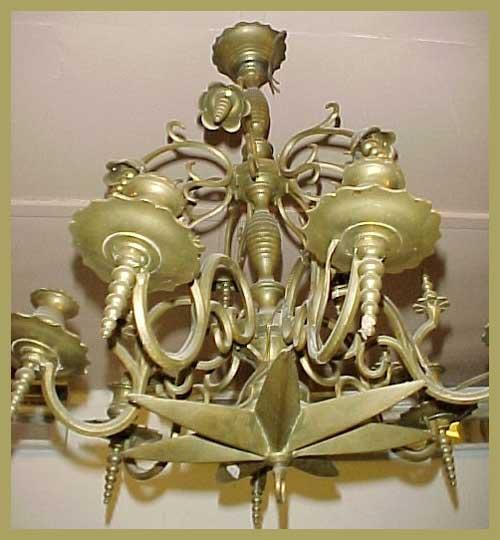 Ivantiques | Antiques & Collectibles - Antique shabbat Lamp