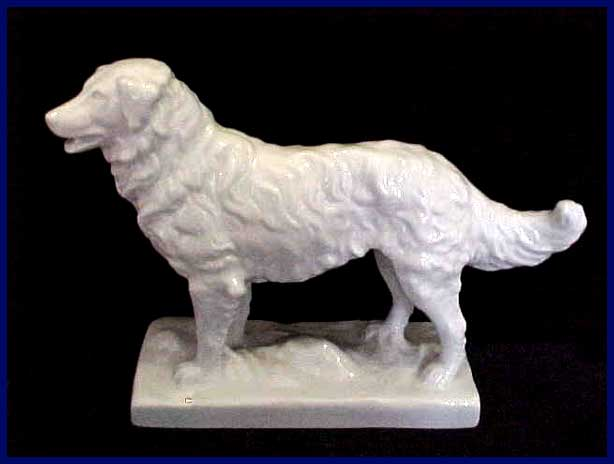 Ivantiques | Antiques & Collectibles - Herend Dog 1931 Maugsch Gyula